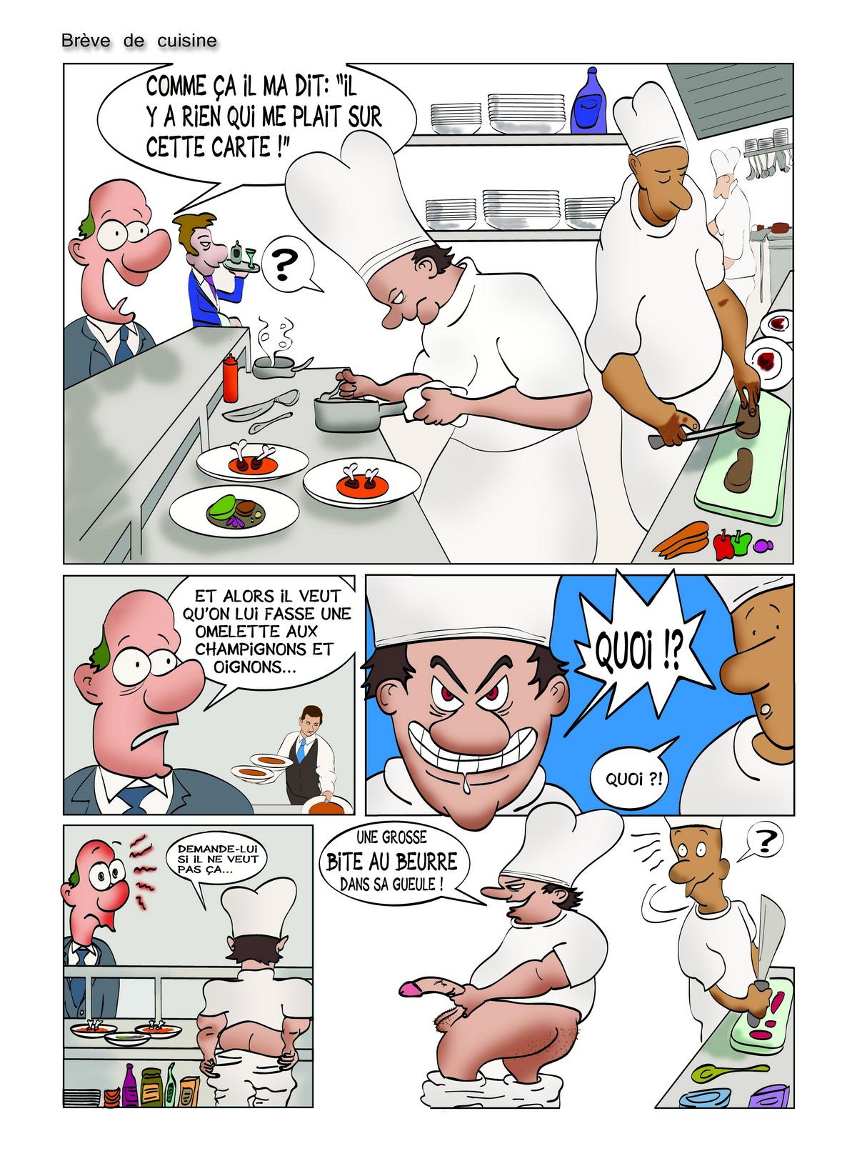 Brève De Cuisine