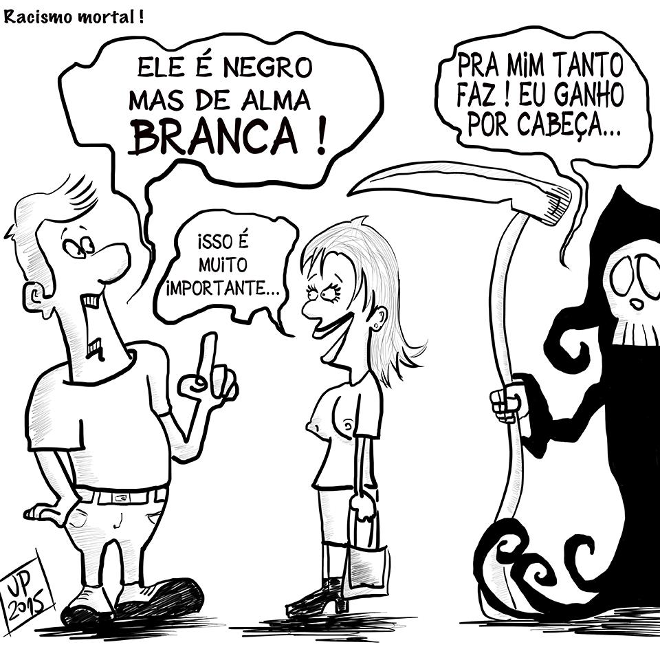 Racismo mortal
