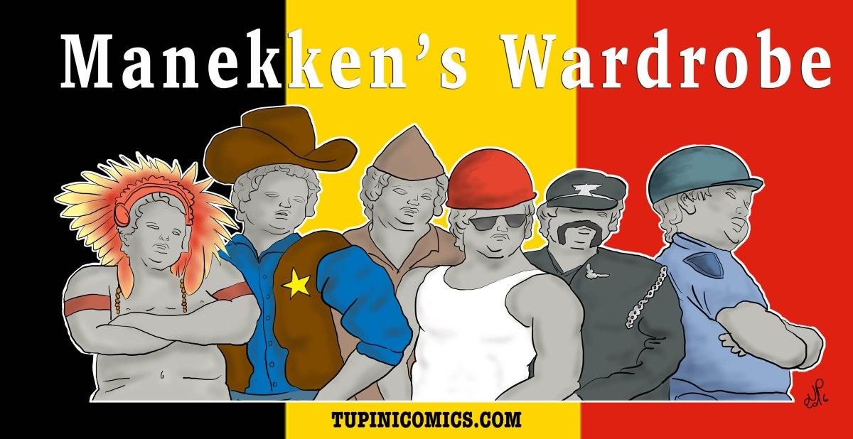 Manekken's Wardrobe