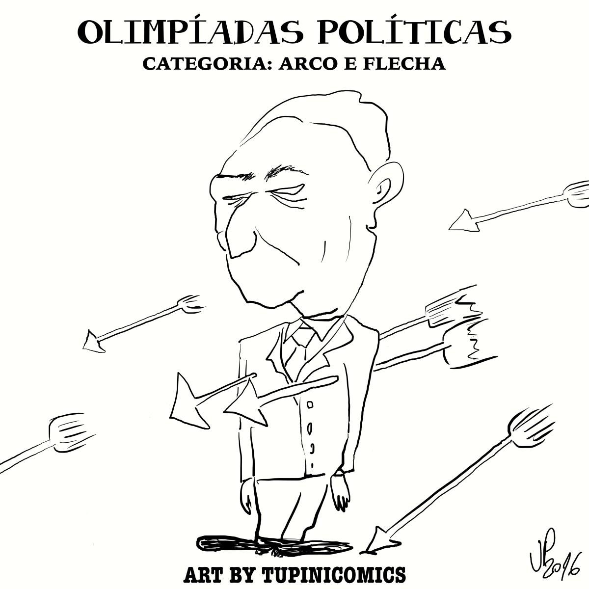 Olimpíadas Políticas Categoria: Arco & Flecha