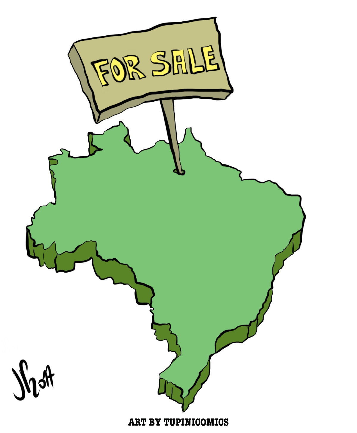 Brazil For Sale