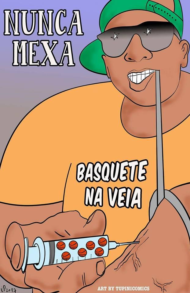Basquete Na Veia
