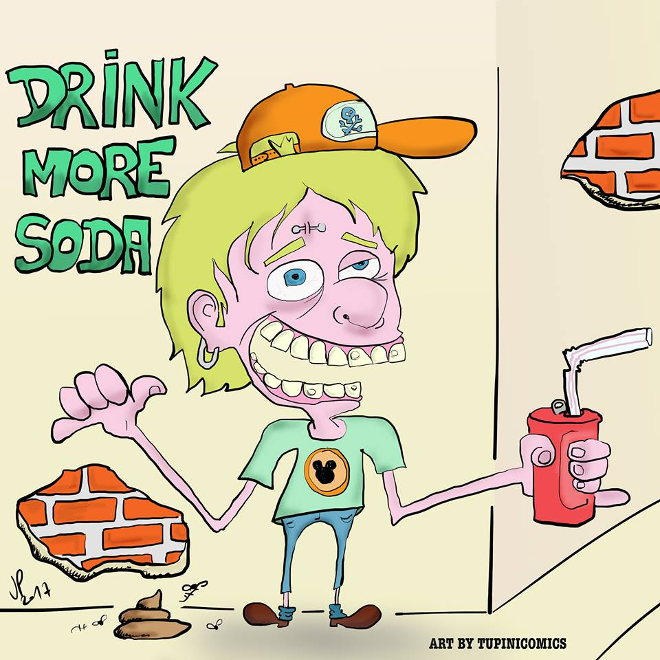 Drink More Soda