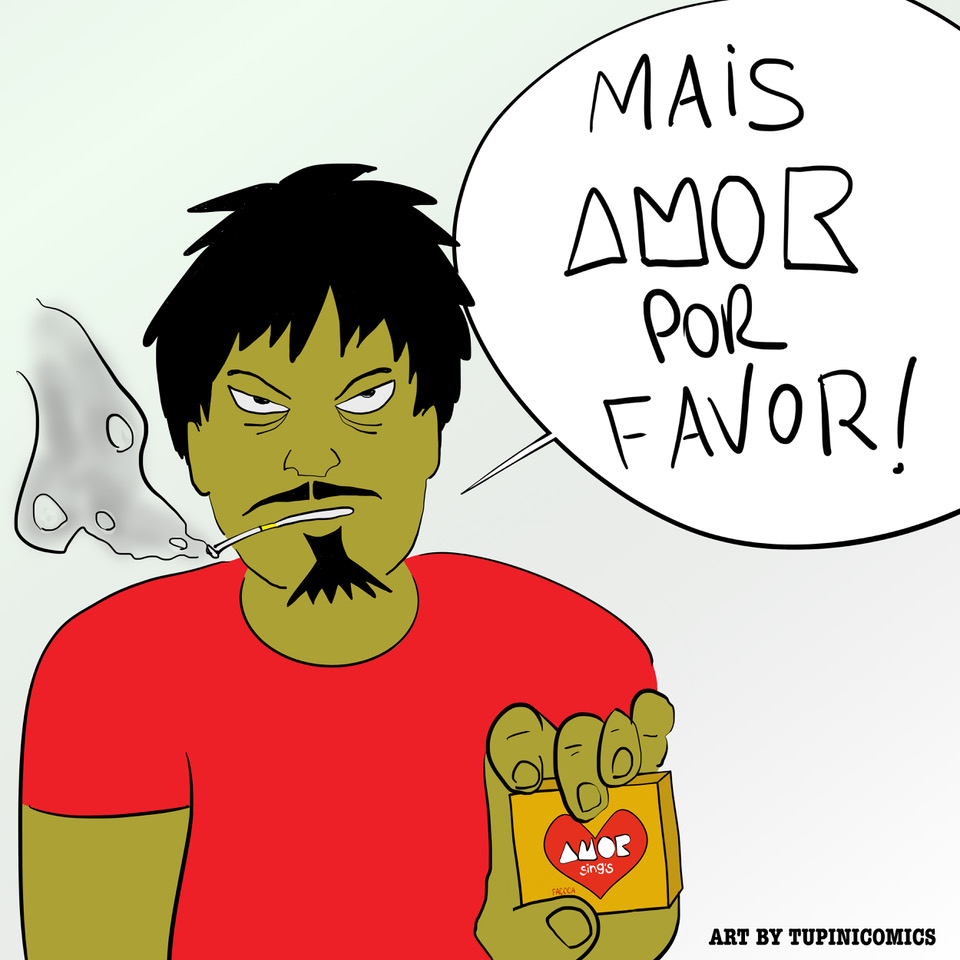 Totosco mais amor por favor!