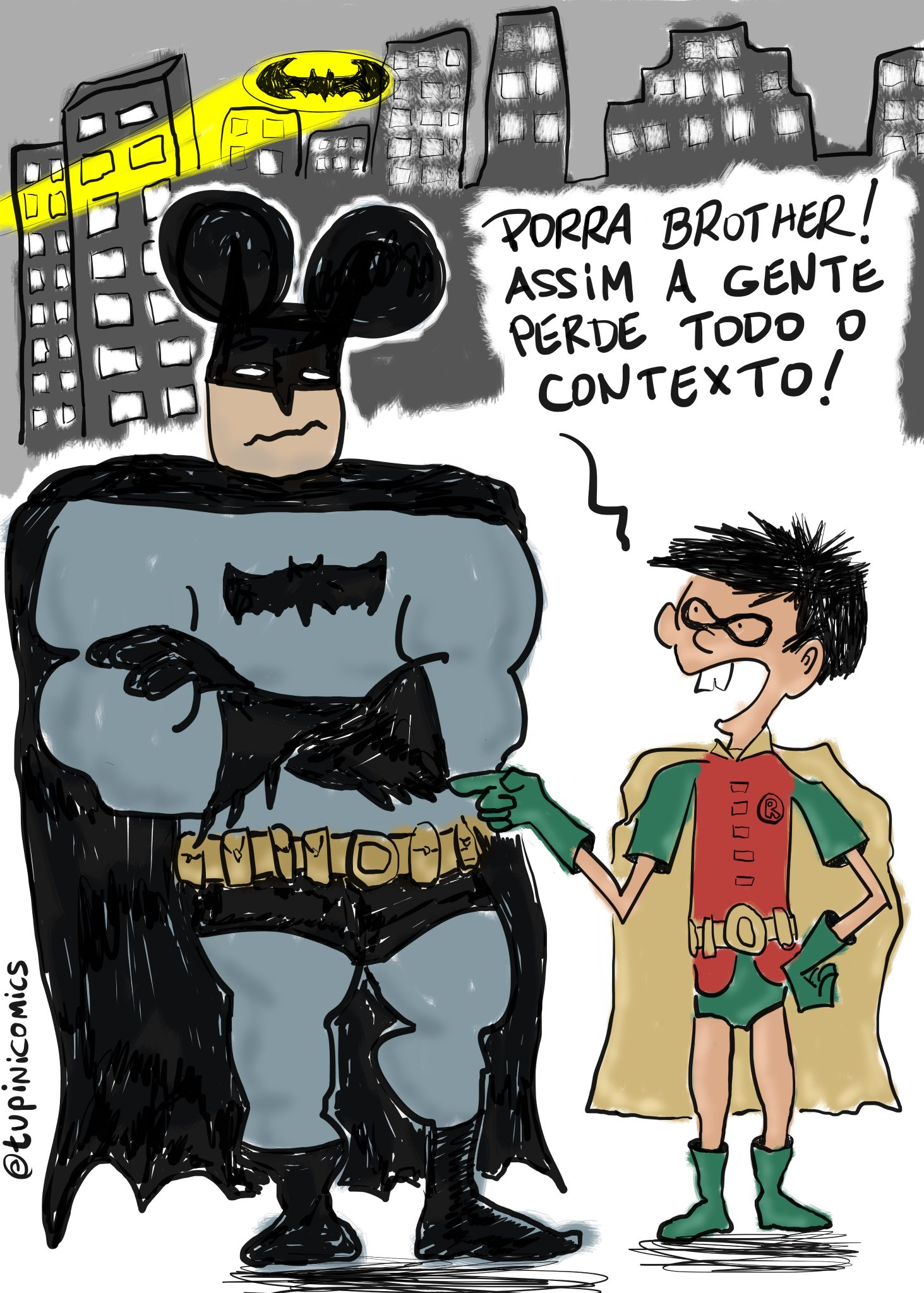 batman-fora-do-contexto